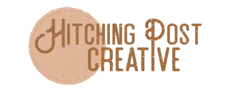 Hitching Post Creative | Web Design, Copy and Branding for Creative Businesses Logo